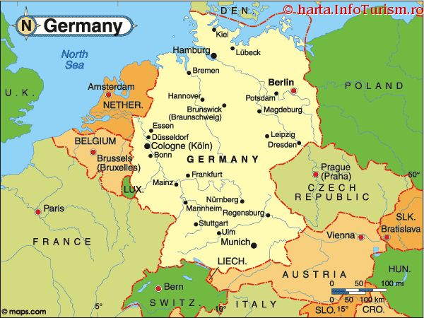 Oferte City Break Germania Oferta Vacante Sejur Cazare Germania