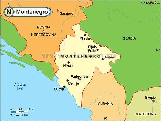Sejur Muntenegru Litoral Muntenegru Oferte Muntenegru Ana