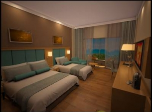 Hotel Aquasis Deluxe Resort & Spa 5* - Didim 2